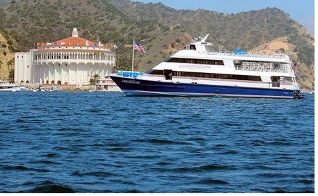 Return to the deal Catalina Flyer - Balboa Pavilion $34 for a Roundtrip Ticket to Catalina Island from Newport Beach on the