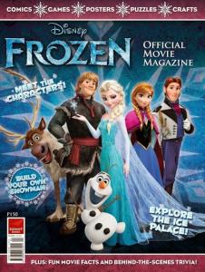 Disney-Frozen-Magazine-Issue-November-2014