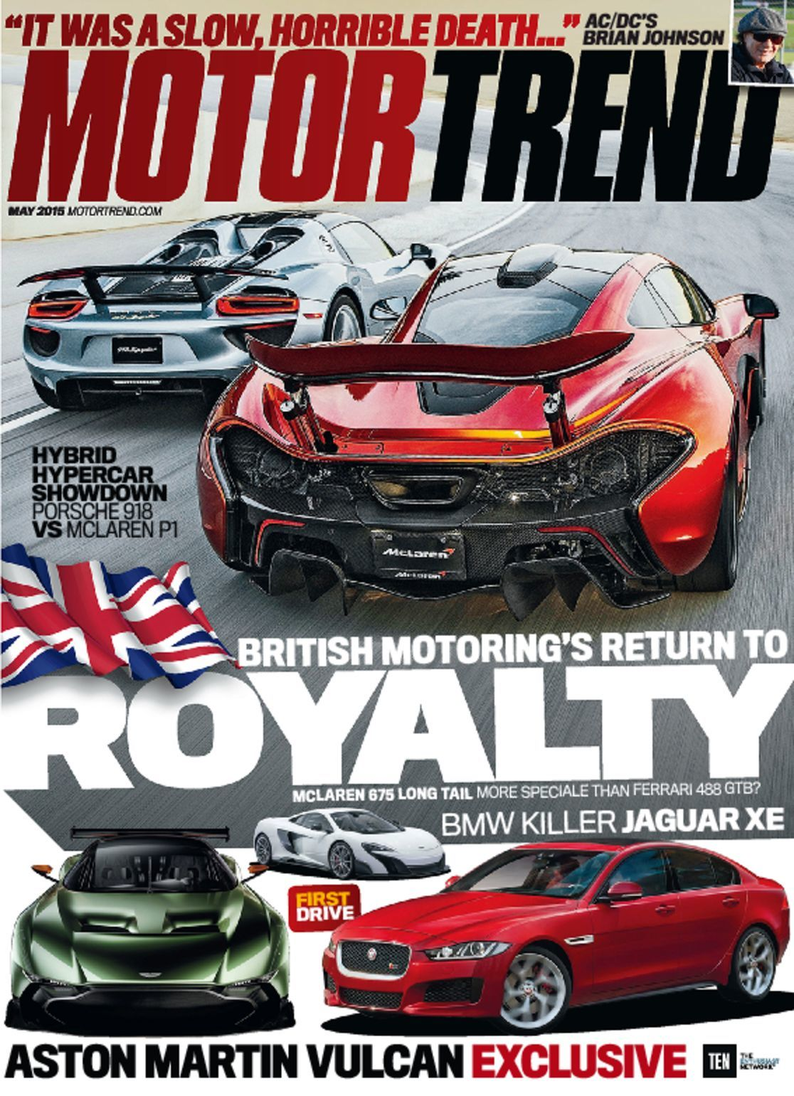 a comparison of car and driver and motor trend two car magazines Motor trend is the complete automotive magazine each issue is loaded with buyers guides, performance tests, safety reports, and new car previews monthly features include interviews with leading auto.