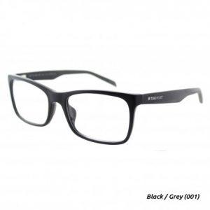 Tag heuer mens b urban eyeglasses rx ready for Tag heuer b urban 0554