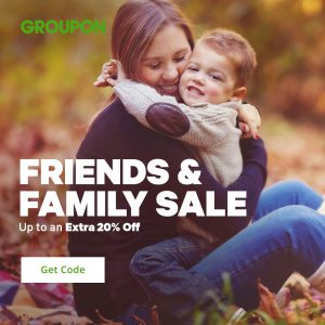 10-24 Friends & Family Sale