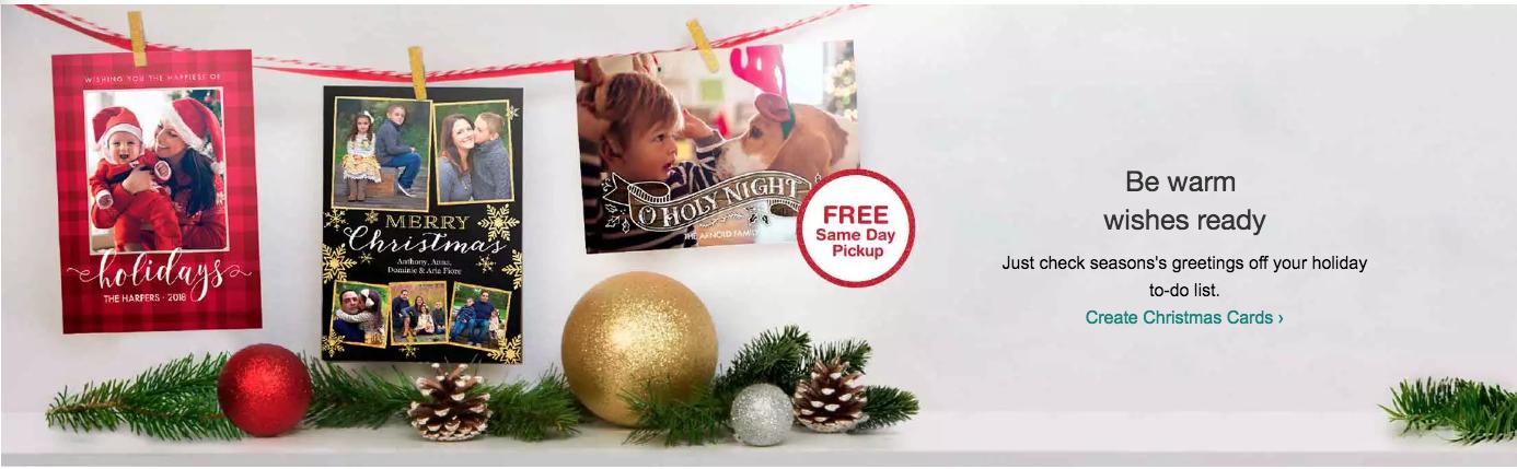 Walgreens Christmas Card.Buy 1 Get 2 Photo Cards Walgreens Deranged Mederanged Me