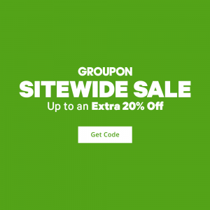 groupon sitewide sale new code